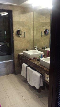 Hotel Riu Palace Tikida Agadir : Bathroom