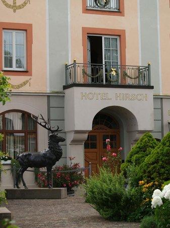 Hotel Hirsch : esterno