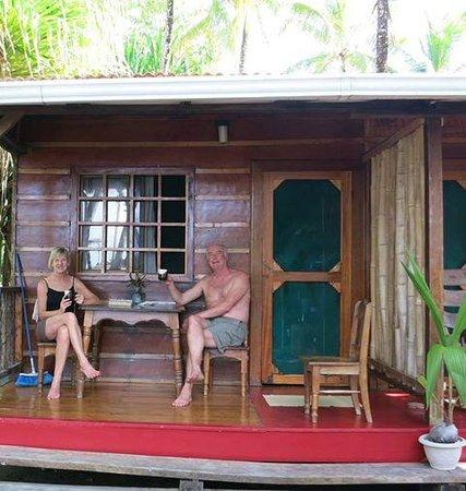 Cabinas Coloso Del Mar: cute cabins