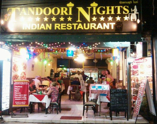 Tandoori Nights : Lovely place and nice people