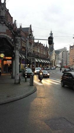 Hotel Pax: strada