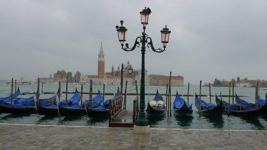 Piazza San Marco (Plaza de San Marcos): Grand Canal