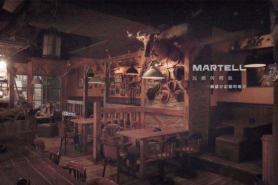 马爹力旧美式餐厅