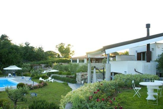 Ecoresort Casa degli Ulivi: vista della struttura