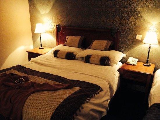 Fitzgerald's Vienna Woods Hotel: Mi room