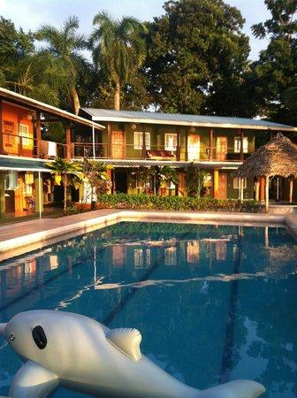 Pukalani Hostal : Pool/dorms