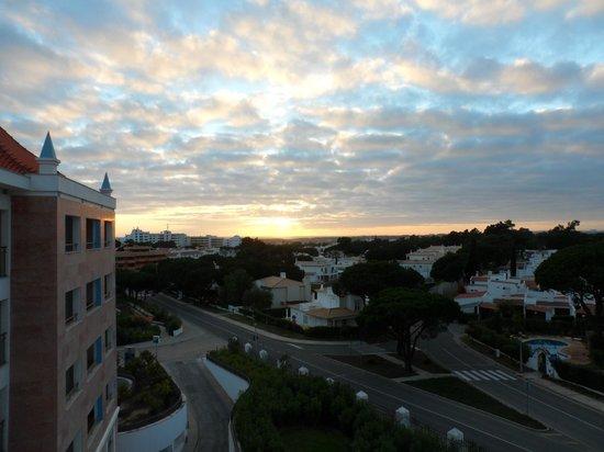 Hilton Vilamoura As Cascatas Golf Resort & Spa: Vista da varanda