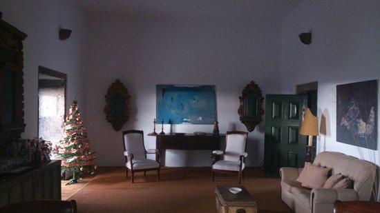 Convento de Sao Francisco: sala