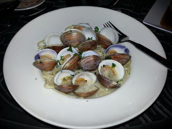 Davinci: Florida clams