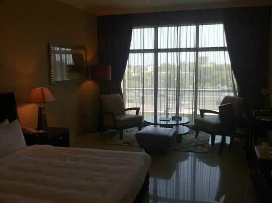 Oryx Hotel: Room view