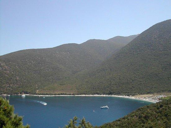 9 Muses Hotel Skala Beach : Antisamos