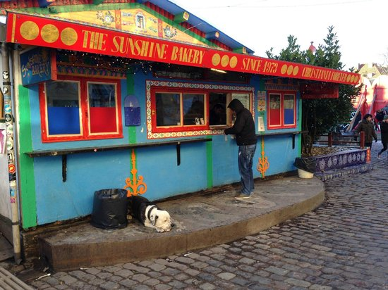 Christiania : atmosphere