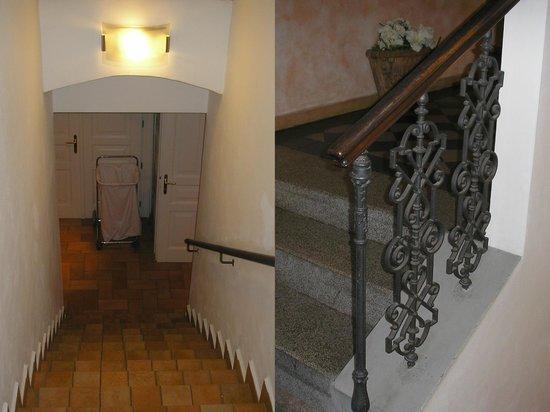 Hotel Galileo Prague: scale