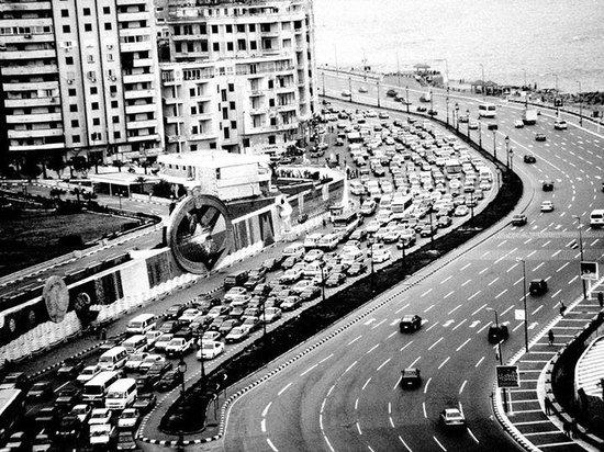 Bibliothek von Alexandria: Corniche