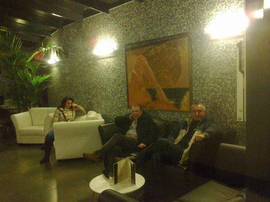 Hotel Galileo Prague: Hall