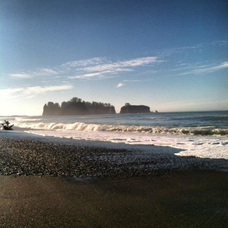 Manitou Lodge Bed and Breakfast : Rialto Beach