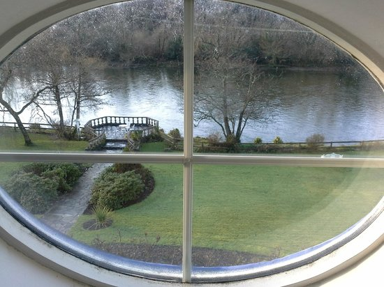 Innishannon House Hotel : From Room 11