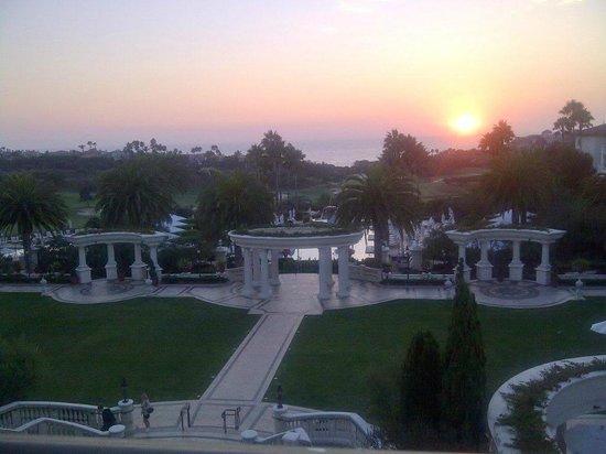 Monarch Beach Resort: Sunset views