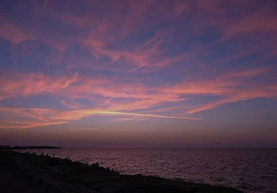 Stanley Bridge : Corniche sunset