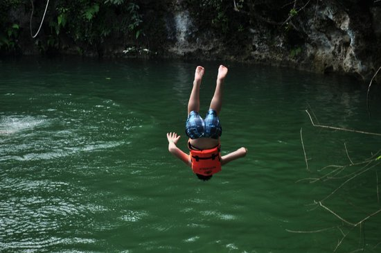 Selvatica: Ziplining at the Cenote!