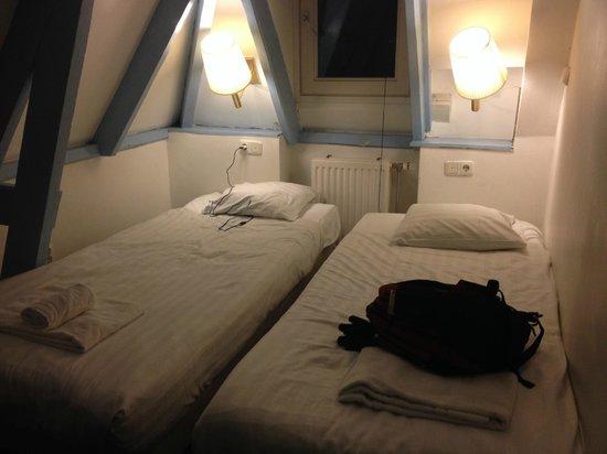 Hotel Plantage: la stanza 37