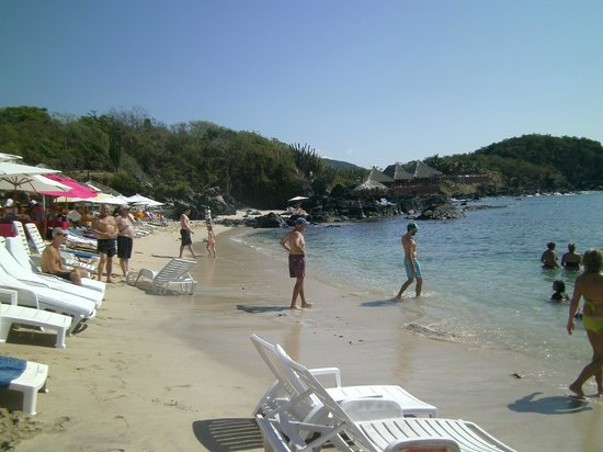 Ixtapa Island (Isla Ixtapa) : Snorkel beach