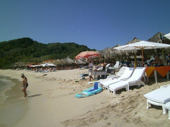 Ixtapa Island (Isla Ixtapa): Snorkel beach