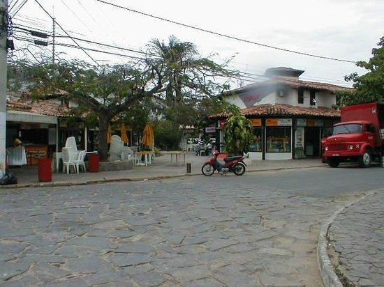Armacao dos Buzios, RJ: calle de las piedras