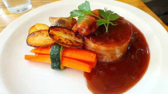 Water of Leith Cafe Bistro: turkey
