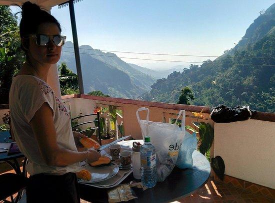Paddyfield Guest House : Breakfast