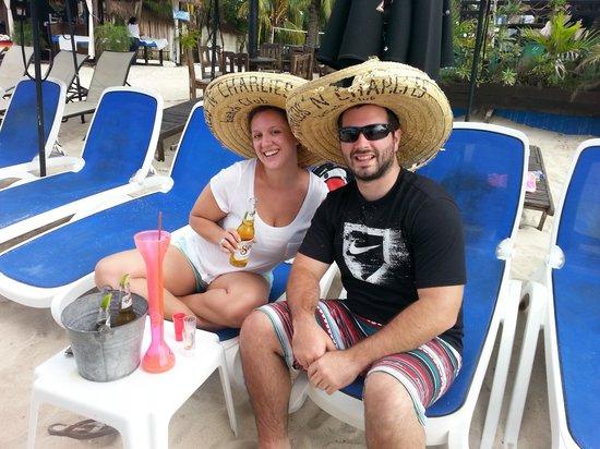 "Carlo's N Charlie's Beach Club: ""Say, Tequila!"""