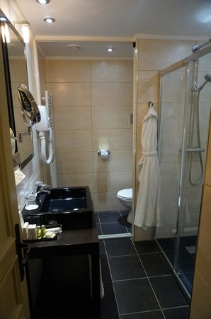 Hotel de Greuze : salle de bain 1