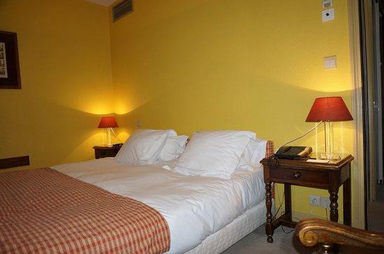 Hotel de Greuze : chambre 2
