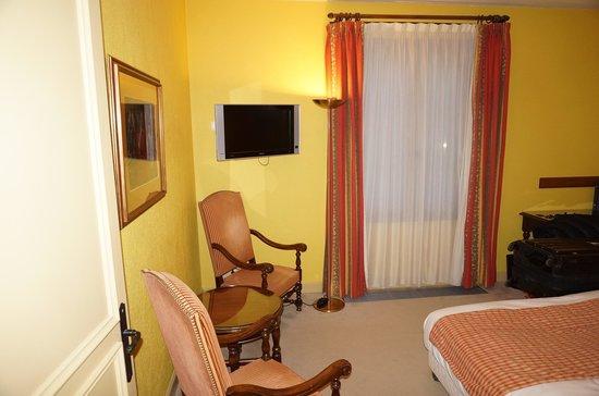 Hotel de Greuze: chambre 3