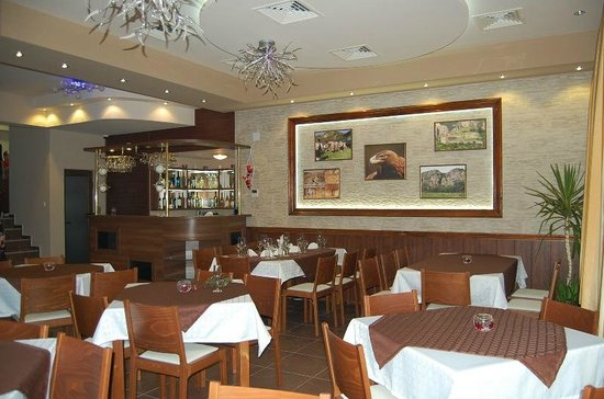Hotel Rusenski Lom: Restaurant