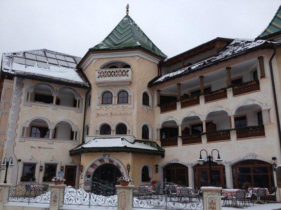 Ansitz Jakoberhof : hotel