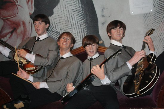 Madame Tussauds New York : The Beatles
