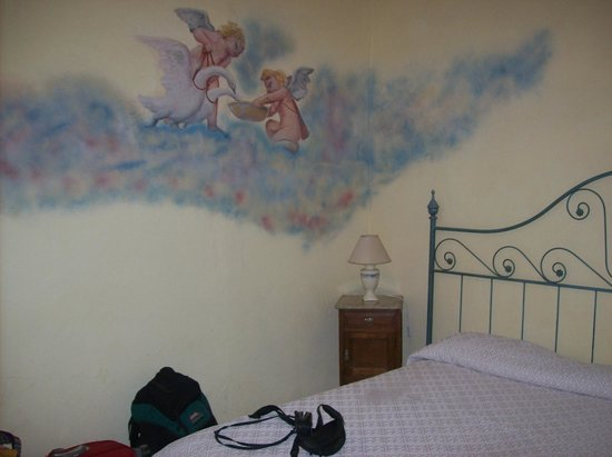 Posada del Angel : habitacion 2