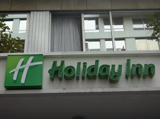 Holiday Inn Montevideo: fachada