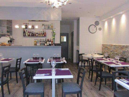 Levallois-Perret, Frankrike: Salle de restaurant