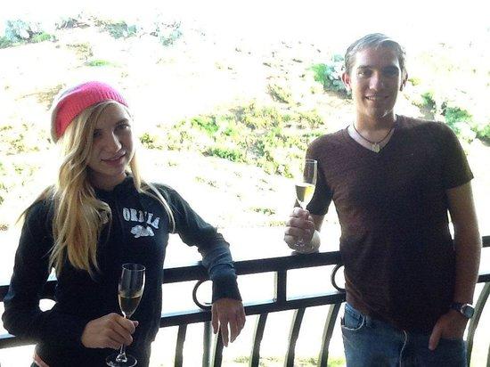 Sheraton Carlsbad Resort and Spa: Balcony