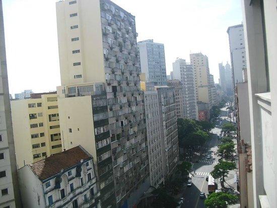 a1f38ee501 Vista Av. São João - Picture of Hotel San Rafael