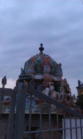 Kapaleeshwar Temple: Gopura