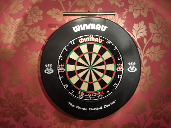 The Alnwick Arms: Top Class Darts on Fridays.. excellent friendly atmosphere