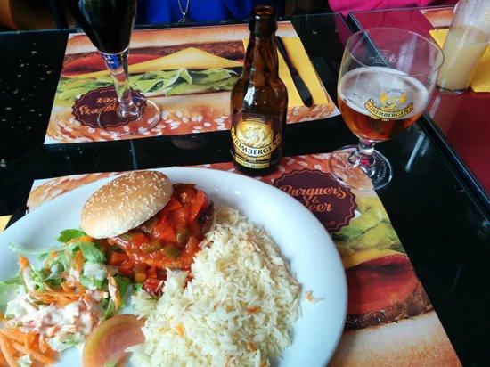Bar Cafe Medeia: almoço