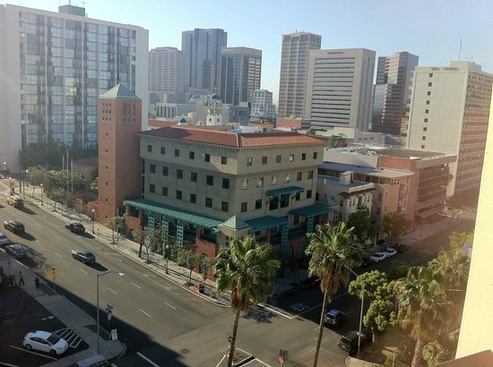 Four Points by Sheraton San Diego Downtown: View