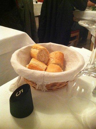 Servella: Le pain