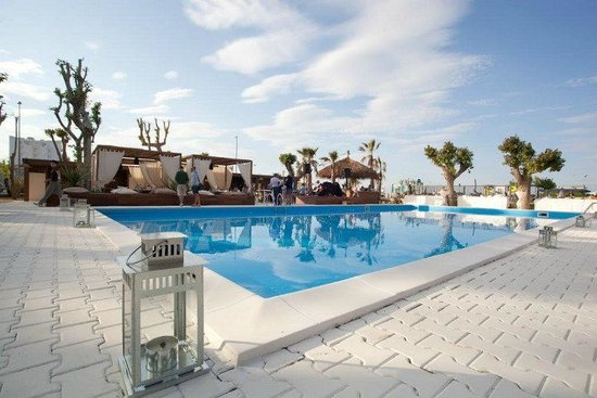 Белларива, Италия: Hotel Loretta, la piscina