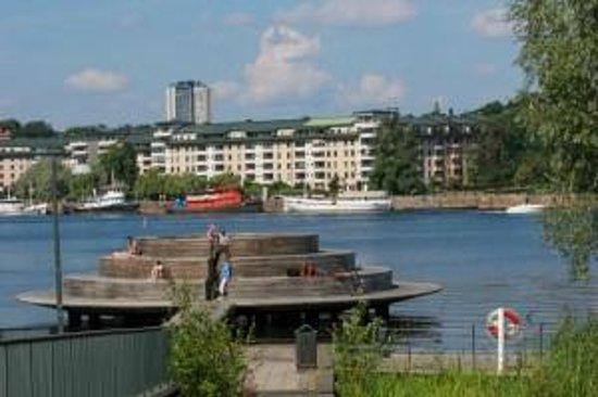 OURWAY Tours in Stockholm: Hammarby Sjöstad