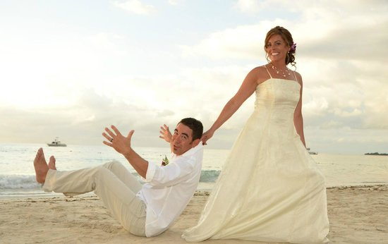 Couples Swept Away: Vow renewal